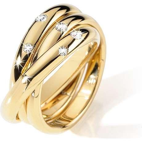 bague femme bijoux Morellato Love Rings SNA12014