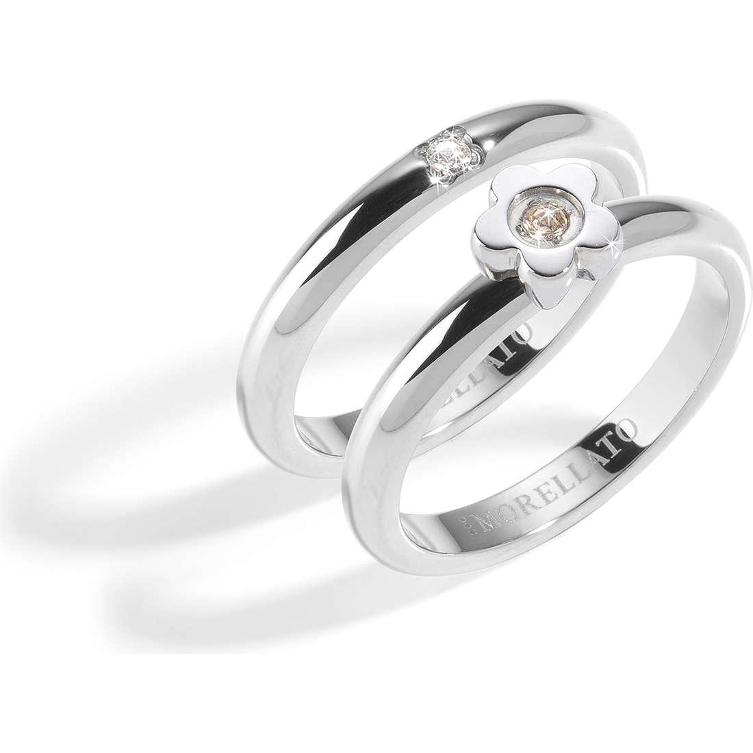 bague femme bijoux Morellato Love Rings SNA34016