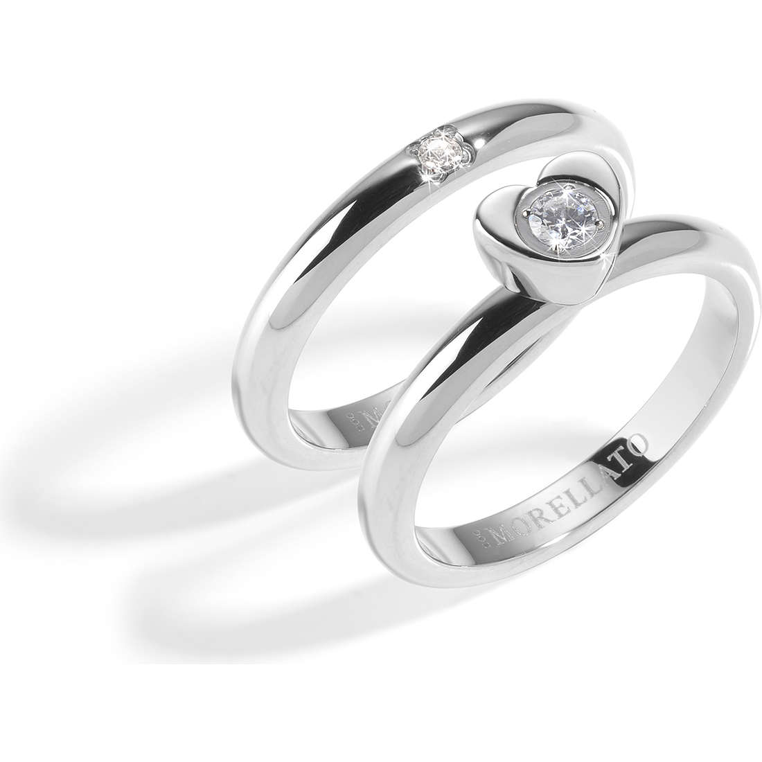 bague femme bijoux Morellato Love Rings SNA35016