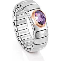 bague femme bijoux Nomination Anelli XTE 044004/001