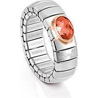 bague femme bijoux Nomination Anelli XTE 044004/005