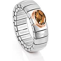 bague femme bijoux Nomination Anelli XTE 044004/012