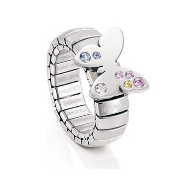 bague femme bijoux Nomination Butterfly 021303/005
