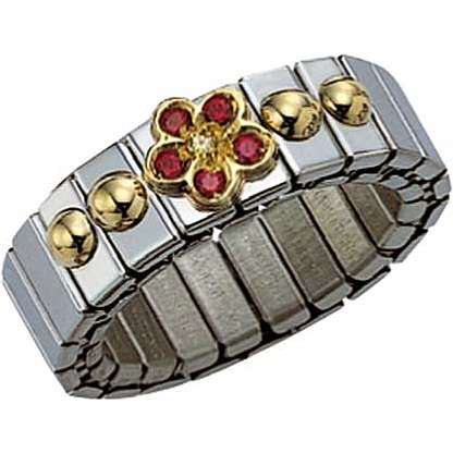 bague femme bijoux Nomination Xte 040202/014