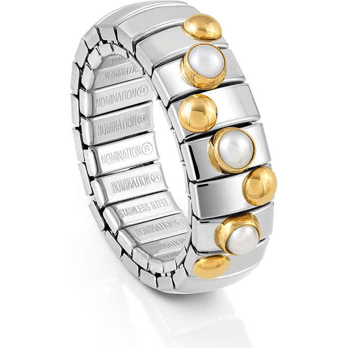 bague femme bijoux Nomination Xte 044600/007