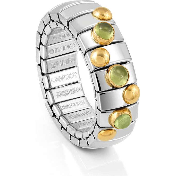 bague femme bijoux Nomination Xte 044600/016