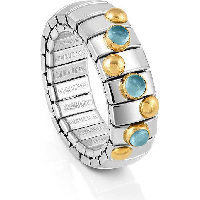 bague femme bijoux Nomination Xte 044600/025