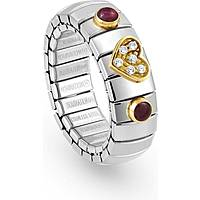bague femme bijoux Nomination Xte 044611/014