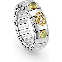 bague femme bijoux Nomination Xte 044611/016