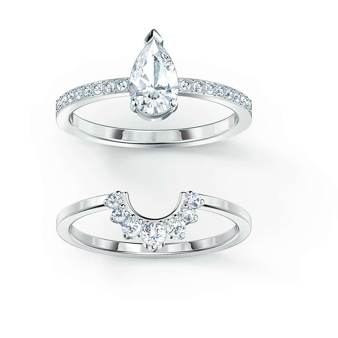 bague femme bijoux Swarovski Attract 5572656