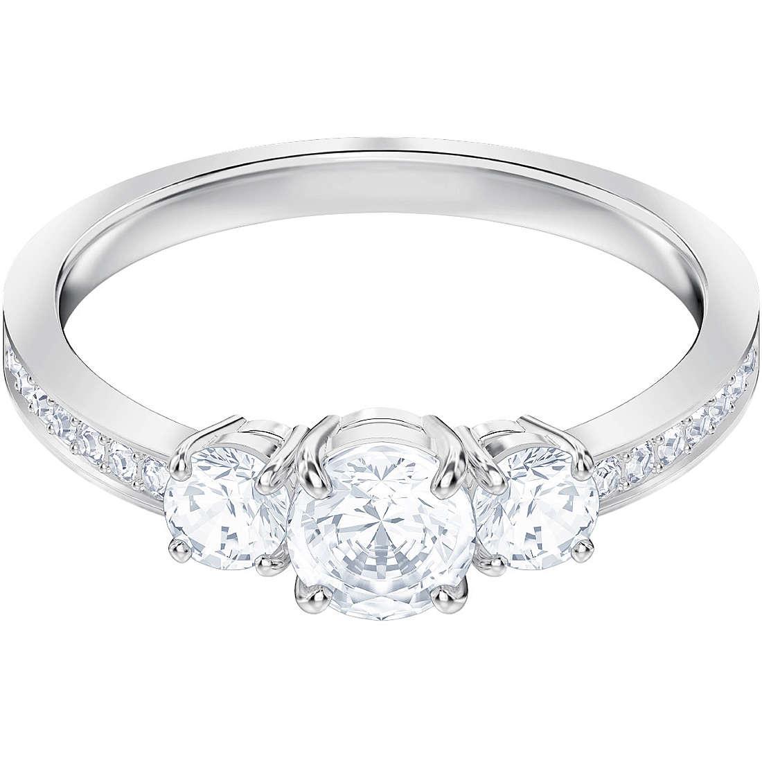 bague femme bijoux Swarovski Attract Trilogy 5448843