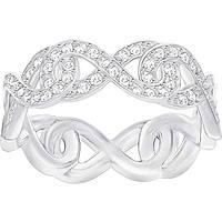 bague femme bijoux Swarovski Infinity 5354809