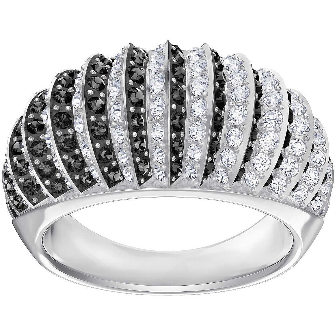 bague femme bijoux Swarovski Luxury Domed 5412058 bagues Swarovski 816680d76fb2