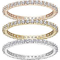 bague femme bijoux Swarovski Vittore 5184321