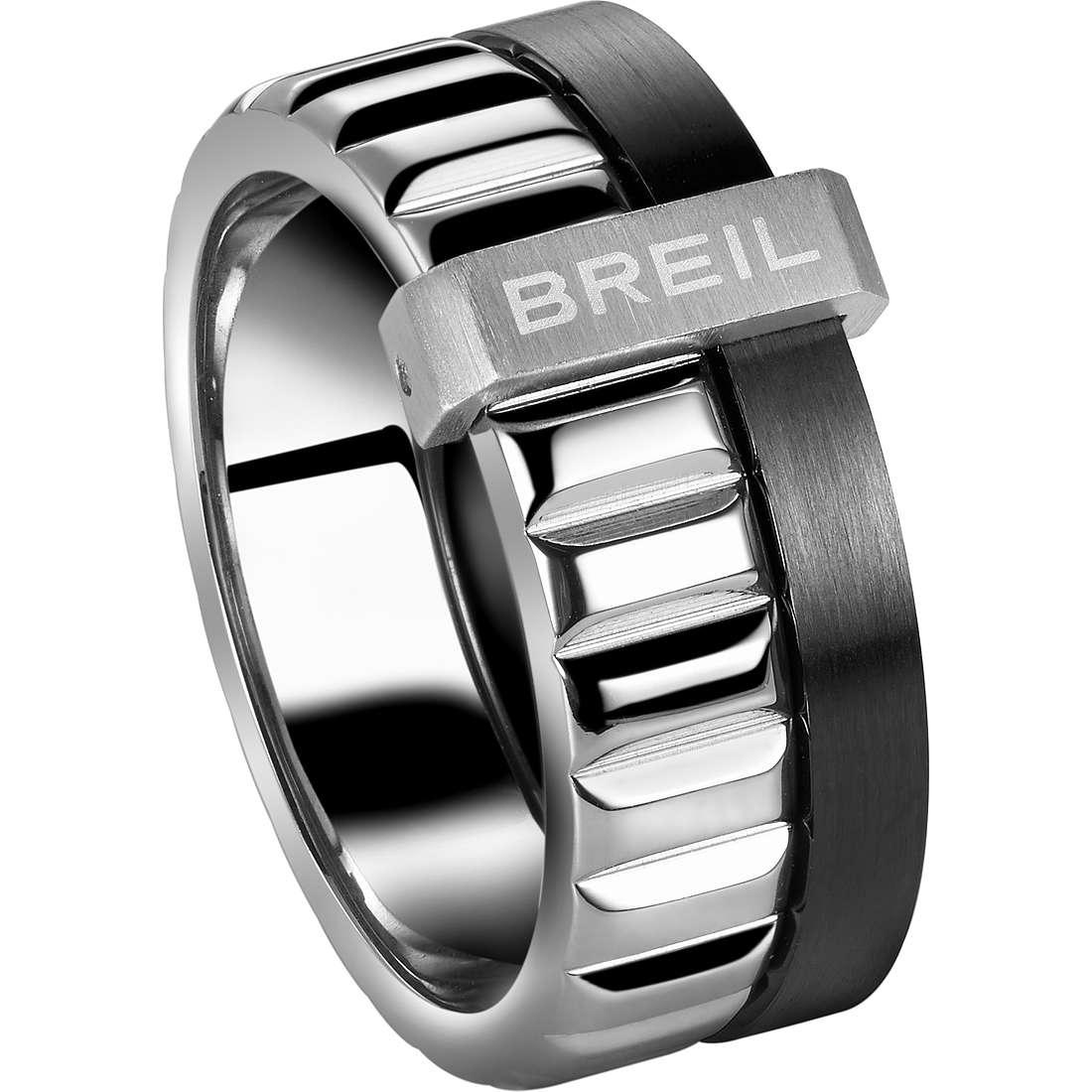 bague homme bijoux Breil Breilogy TJ1757