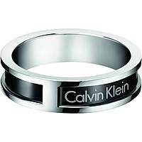 bague homme bijoux Calvin Klein Hollow KJ7RBR200110