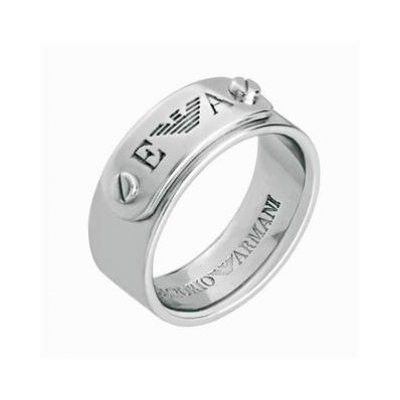 bague homme bijoux Emporio Armani EG2068040512