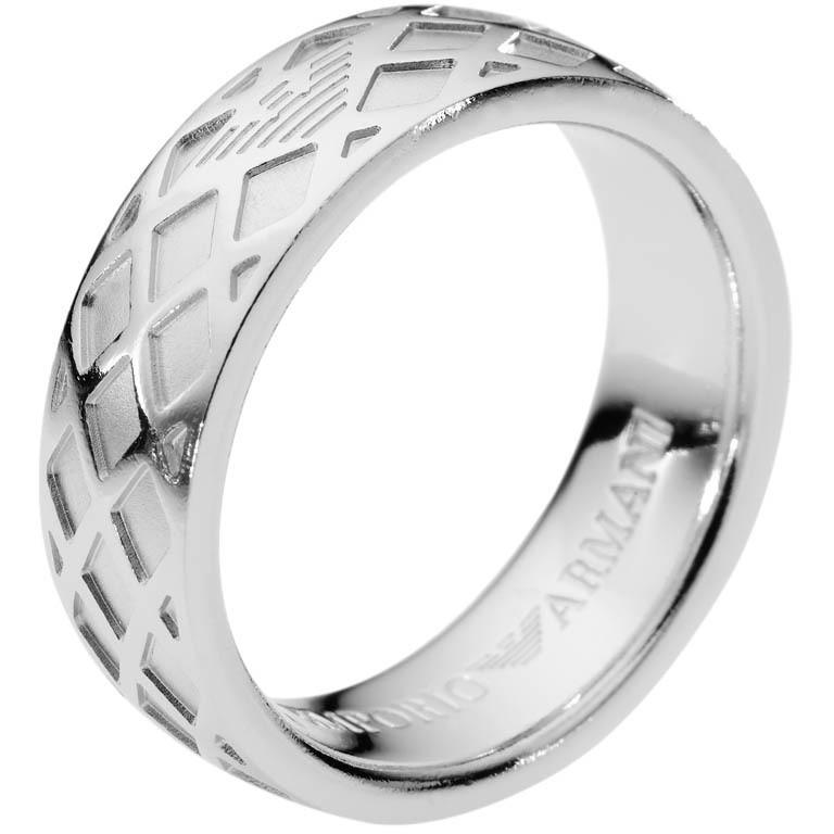 bague homme bijoux Emporio Armani EG2989040512