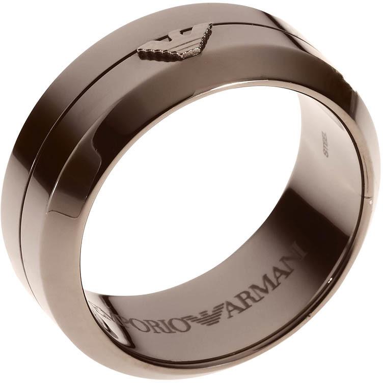 bague homme bijoux Emporio Armani EGS1604221514