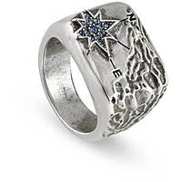 bague homme bijoux Nomination North Star 132600/012/016
