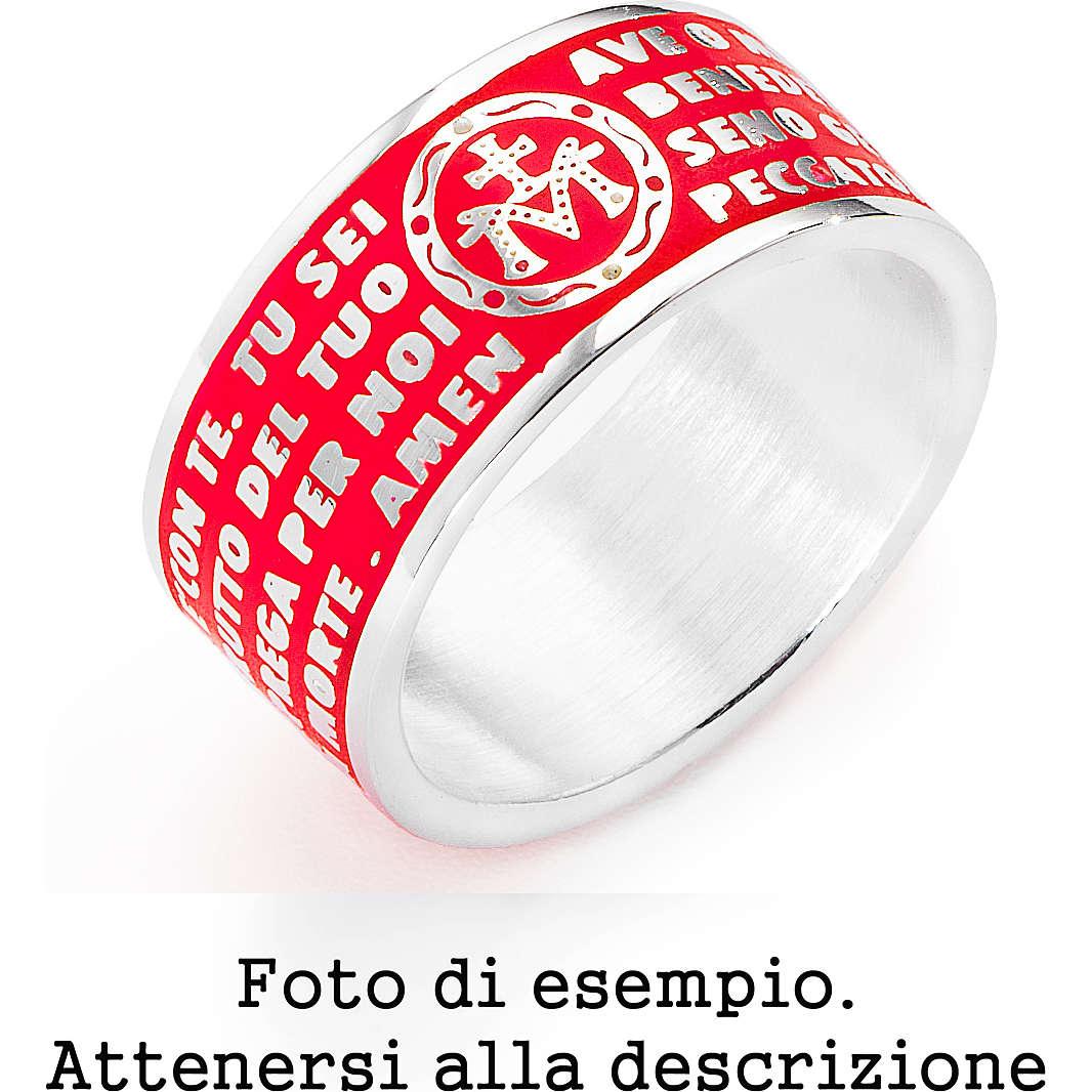 bague unisex bijoux Amen AMS10-24