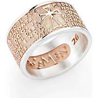 bague unisex bijoux Amen Padre Nostro PNR-14