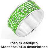 bague unisex bijoux Amen PNS03-20