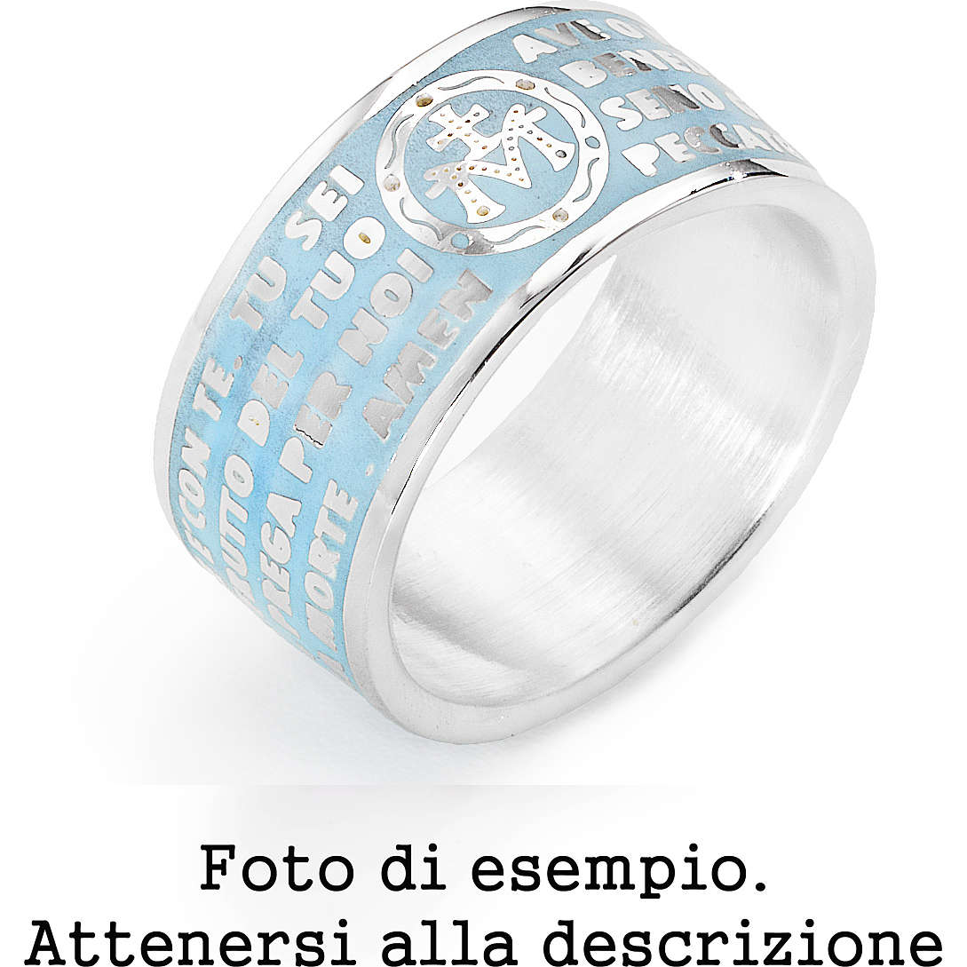 bague unisex bijoux Amen PNS13-16