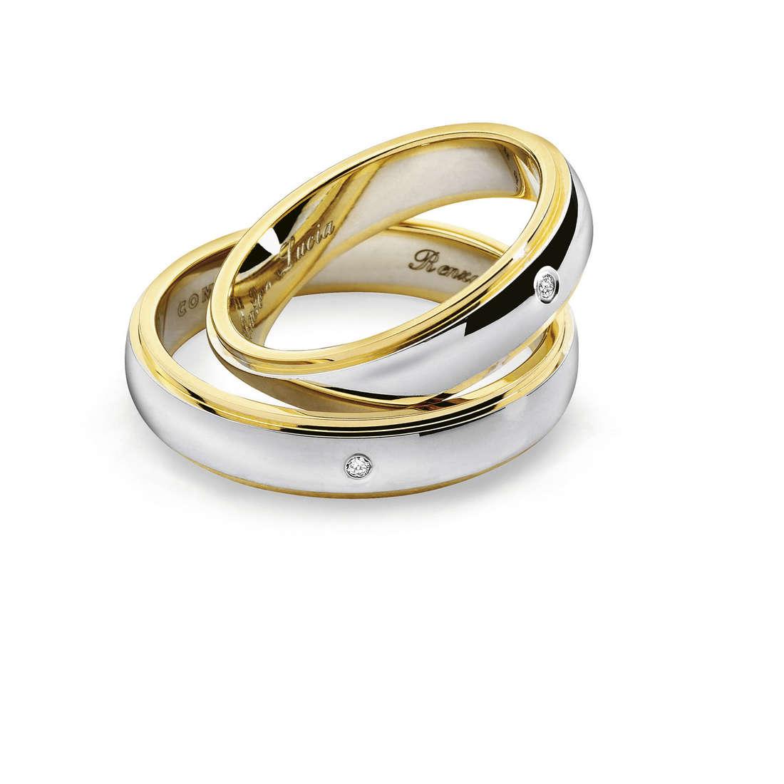 bague unisex bijoux Comete Fedi ANB 1111BG M11