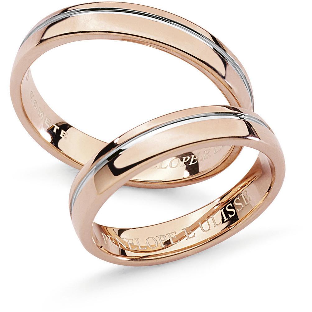bague unisex bijoux Comete Fedi ANB 1378BR M11