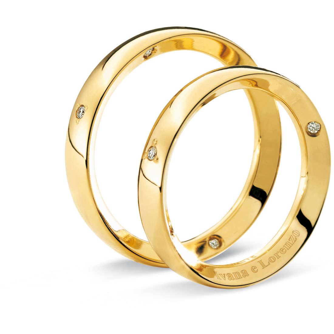 bague unisex bijoux Comete Fedi ANB 630G/11