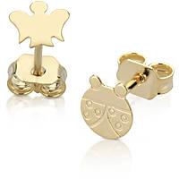boucles d'oreille enfant bijoux Giannotti Babies NKT244