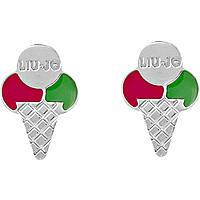 boucles d'oreille enfant bijoux Liujo BLJ356