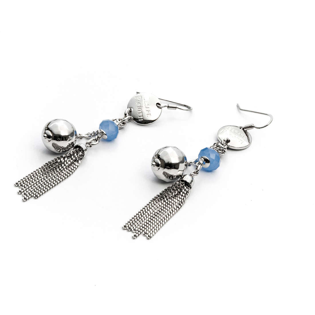 boucles d'oreille femme bijoux 4US Cesare Paciotti Classic Collection 4UOR1591W