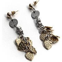 boucles d'oreille femme bijoux 4US Cesare Paciotti Classic Collection 4UOR1612W