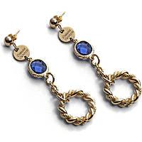 boucles d'oreille femme bijoux 4US Cesare Paciotti Classic Collection 4UOR1615W