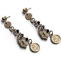 boucles d'oreille femme bijoux 4US Cesare Paciotti Classic Collection 4UOR1627W