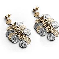 boucles d'oreille femme bijoux 4US Cesare Paciotti Classic Collection 4UOR1630W