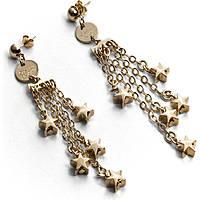 boucles d'oreille femme bijoux 4US Cesare Paciotti Classic Collection 4UOR1636W