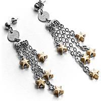 boucles d'oreille femme bijoux 4US Cesare Paciotti Classic Collection 4UOR1639W