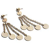 boucles d'oreille femme bijoux 4US Cesare Paciotti Classic Collection 4UOR1645W