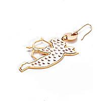 boucles d'oreille femme bijoux 4US Cesare Paciotti Cupid 4UOR1360W