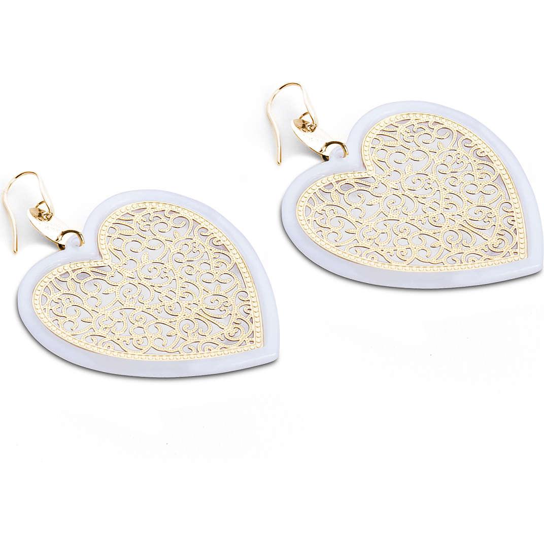 boucles d'oreille femme bijoux 4US Cesare Paciotti Emotion 4UOR1098W