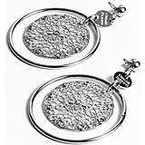 boucles d'oreille femme bijoux 4US Cesare Paciotti Woman Classic 4UOR1766W