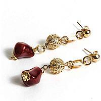 boucles d'oreille femme bijoux 4US Cesare Paciotti Woman Classic 4UOR1769W