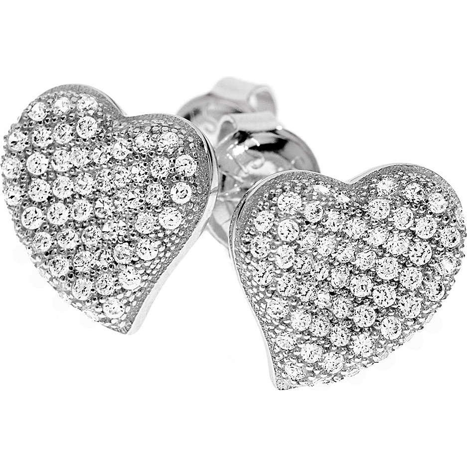 boucles d'oreille femme bijoux Ambrosia AAO 005