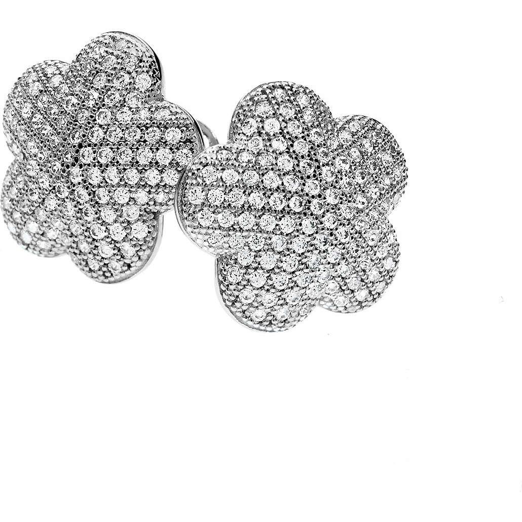 boucles d'oreille femme bijoux Ambrosia AAO 006