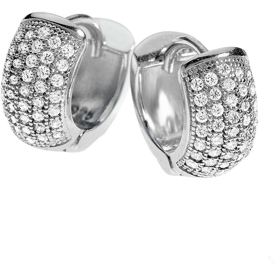 boucles d'oreille femme bijoux Ambrosia AAO 007