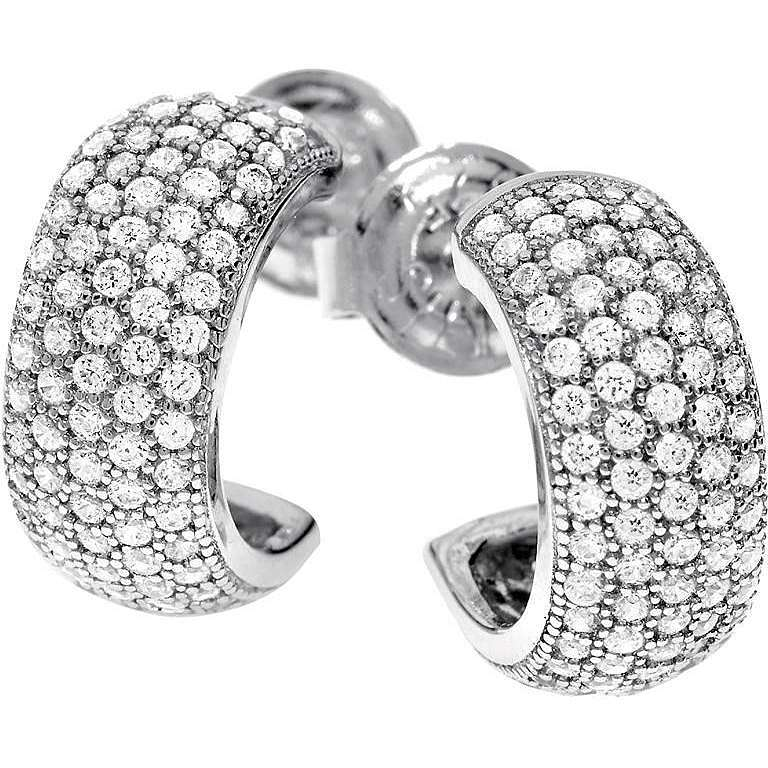 boucles d'oreille femme bijoux Ambrosia AAO 009