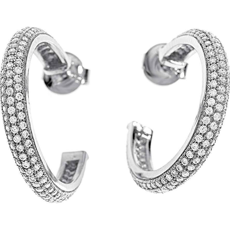 boucles d'oreille femme bijoux Ambrosia AAO 010